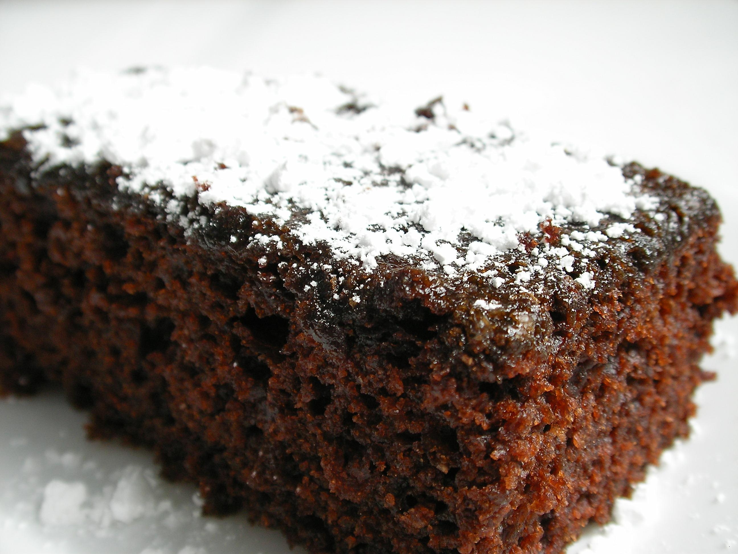 Fasting Chocolate Cake Orthodox Fasting Recipes